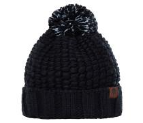 Cozy Chunky - Mütze für Herren - Schwarz