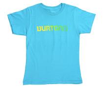 Logo Horizontal - T-Shirt für Jungs - Blau