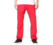 Grip Tapered - Stoffhose für Herren - Rot