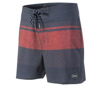 "Retro Rapture Mixer 16"" - Boardshorts für Herren - Blau"