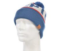 Bold Snow Mütze - Blau