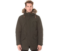 Arctic - Mantel für Herren - Grün