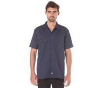Work - Hemd für Herren - Blau