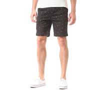 New Order Print - Chino Shorts für Herren - Schwarz
