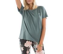 Long Way - T-Shirt für Damen - Grün