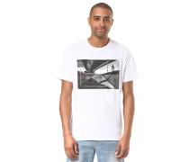 Wes Switch Blunt - T-Shirt - Weiß