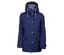 Maud - Mantel für Damen - Blau