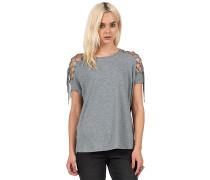 Love You Knot - T-Shirt für Damen - Grau