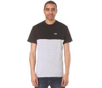 Colorblock - T-Shirt für Herren - Schwarz