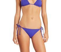 Sol Searcher Slim - Bikini Hose für Damen - Blau