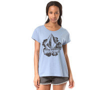 Radical Daze - T-Shirt - Blau