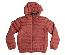 Scaly - Jacke für Jungs - Rot