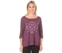 Waikiki Earth - T-Shirt für Damen - Lila
