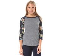 Fall Tropics Raglan - T-Shirt für Damen - Grau