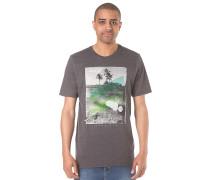 Skull Slash - T-Shirt für Herren - Schwarz