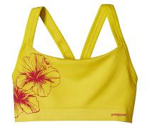 Active Mesh - BH für Damen - Gelb