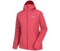 Fanes Travel - Funktionsjacke für Damen - Rot