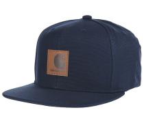 LogoSnapback Cap Blau