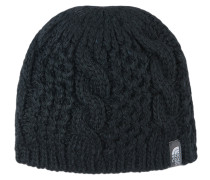 Cable Minna - Mütze für Damen - Schwarz