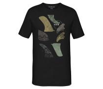 Finner - T-Shirt - Schwarz