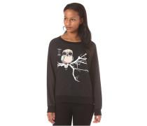 Fly Right Crewneck - Sweatshirt für Damen - Schwarz