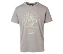 Arty Cold Dye - T-Shirt - Grau