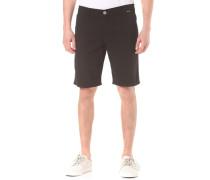 Port Slim 2 - Chino Shorts für Herren - Schwarz