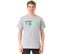 Halfer Art - T-Shirt für Herren - Grau