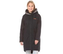 Kaz Wool - Mantel für Damen - Blau