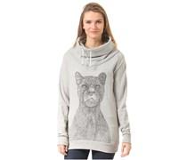 Extend Pantera Konig - Sweatshirt für Damen - Grau