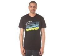 Hashed - T-Shirt für Herren - Schwarz