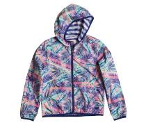 Direction Birds - Jacke für Mädchen - Pink