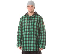 Prescott - Kapuzenpullover für Herren - Grün