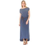 Tag Long - Kleid für Damen - Blau