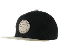 Rotor - Snapback Cap für Herren - Schwarz