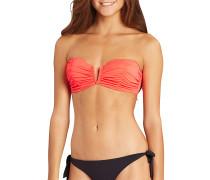 Sol Searcher Bustier - Bikini Oberteil für Damen - Rot