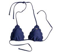 Sea Lovers TT - Bikini Oberteil für Damen - Blau