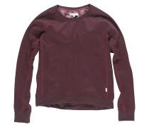 Bowery - Sweatshirt für Damen - Rot