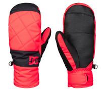 Seger - Snowboard Handschuhe für Damen - Rot