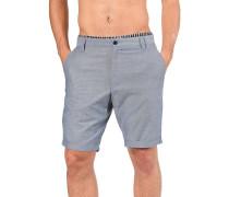 Golfer Chambray - Chino Shorts für Herren - Blau