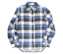 Alameda - Hemd für Jungs - Blau