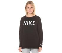 Modern Crew - Sweatshirt für Damen - Schwarz
