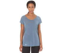 Dalena - T-Shirt für Damen - Blau