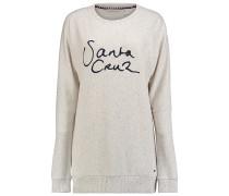 Loose Fit Crew - Sweatshirt für Damen - Weiß