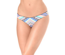 Carmenita Hipster - Bikini Hose für Damen - Mehrfarbig