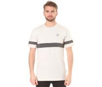 Fifty-Fifty Patch - T-Shirt für Herren - Beige
