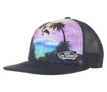 Beach Girl - Trucker Cap für Damen - Schwarz