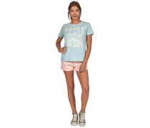 First - T-Shirt - Blau