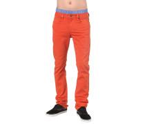 Skin - Jeans für Herren - Orange