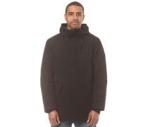Nilas - Mantel für Herren - Schwarz